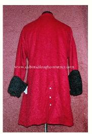 17th century English civil War Dutch coat