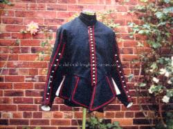 17th century English Civil War doublet